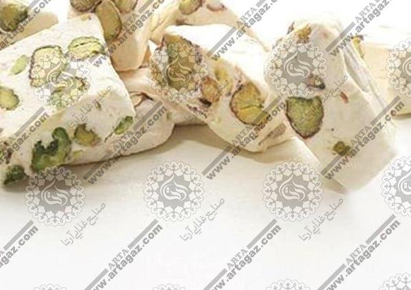 گز اصفهان صادراتی