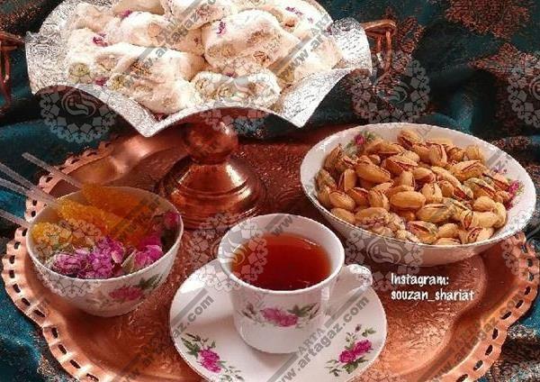 قیمت خرید و فروش گز اصفهان نمایندگی