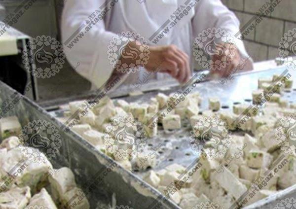 کارخانه تولید گز در اصفهان