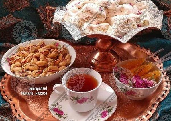 مرکز فروش بهترین گز اصفهان صادراتی