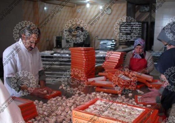 قیمت صادرات گز به قطر