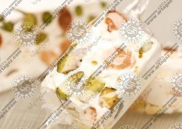 صادرات گز بسته بندی از اصفهان