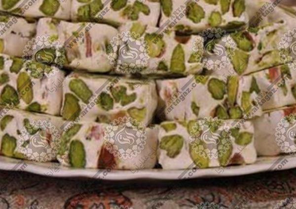 تولید انواع گز مظفری در اصفهان