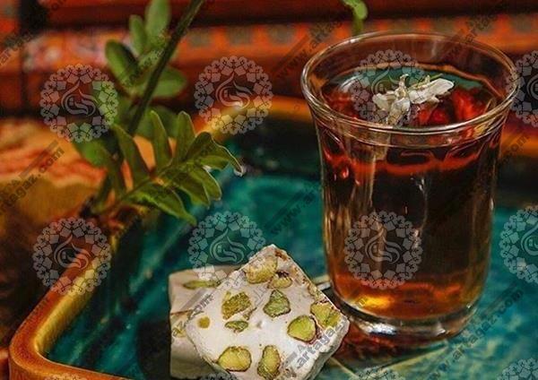 خرید عمده گز از اصفهان