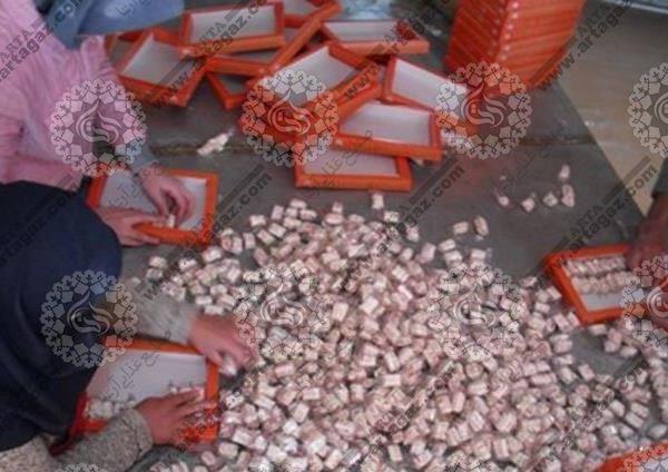 صادرات گز اصفهان به چین