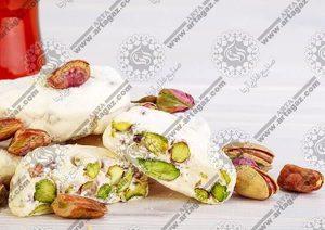 فروش گز اصفهان در کرمانشاه