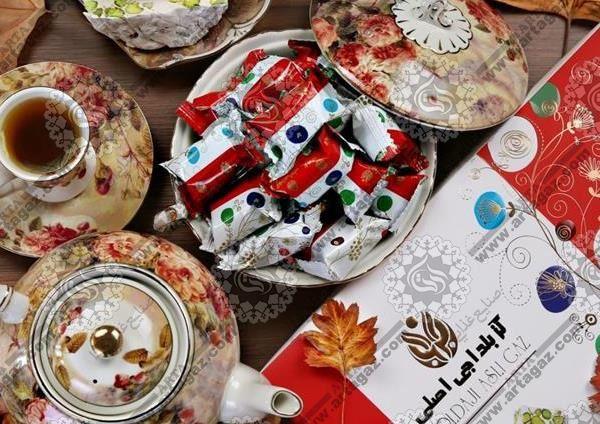 مرکز فروش گز کرمانی در تهران